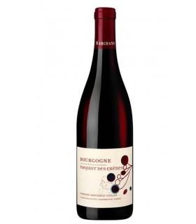 """Bourgogne """"Pasquier des Chênes"""" Rouge 2018 - Domaine Marchand-Grillot"""