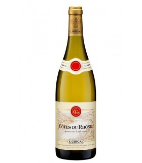 FAV 2021 - Côtes du Rhône blanc 2019 - E. Guigal - (Lot de 6 bouteilles)