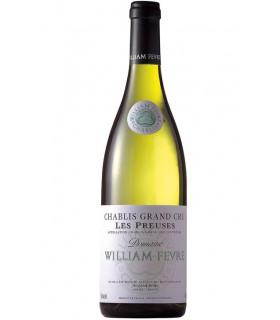 FAV 2021 - Chablis GC Les Preuses 2018 - Domaine W. Fèvre - (Lot de 6 bouteilles)