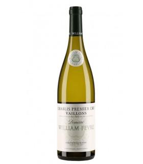 """FAV 2021 - Chablis 1er Cru Vaillons 2018 """"Domaine"""" - William Fèvre - (Lot de 6 bouteilles)"""