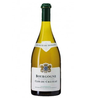 """Bourgogne """"Clos du Château"""" 2020 - Château de Meursault"""