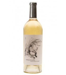Un Faune avec son Fifre... Blanc 2016 - Domaine du Clos des Fées