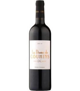 La Dame de Couhins rouge 2015 - Château Couhins