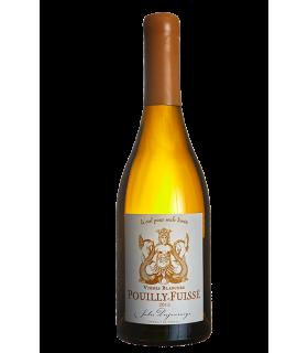 Pouilly-Fuissé 2014 - Domaine Jules Desjourneys