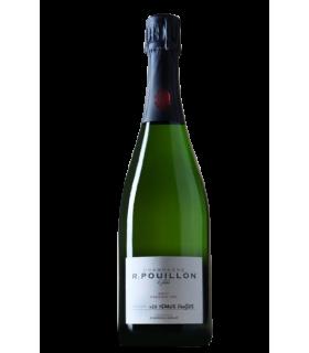 """Blanc de Blancs """"Les Terres Froides"""" - Champagne R. Pouillon"""