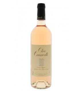 Clos Canarelli rosé 2016