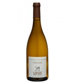 """Côtes d'Auxerre Blanc """"Corps de Garde"""" 2015 - Domaine Goisot"""