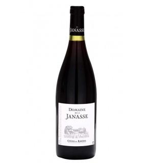 Côtes du Rhône Rouge 2018 - Domaine de la Janasse