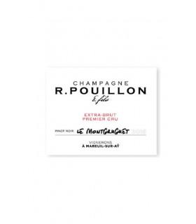 """Extra-Brut 1er Cru """"Le Montgruguet"""" 2016 - Champagne R. Pouillon"""