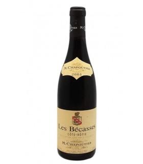"""Côte-Rôtie """"Les Bécasses"""" 2001 - M. Chapoutier"""