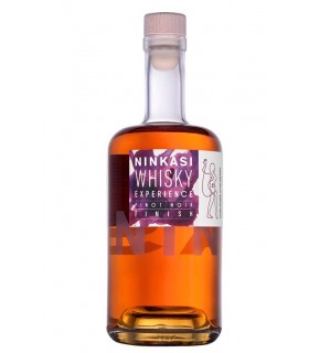 Whisky Single malt Ninkasi Pinot noir Finish (46.3%)