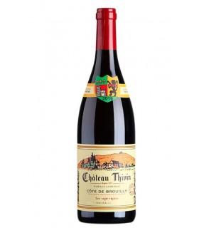 """Côte de Brouilly """"Les Sept Vignes"""" 2019 - Château Thivin"""