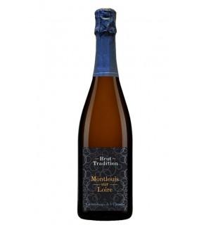 Montlouis Brut Tradition 2018 - Domaine F. Chidaine