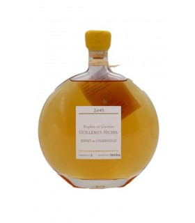 """Marc de Bourgogne """"Esprit de Chardonnay"""" 2015 (en coffret) - Guillemot-Michel"""
