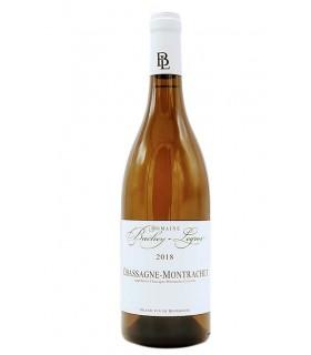 Chassagne-Montrachet blanc 2018 - Domaine Bachey-Legros