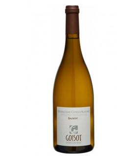 """Bourgogne Côtes d'Auxerre blanc """"Biaumont"""" 2018 - Domaine Goisot"""