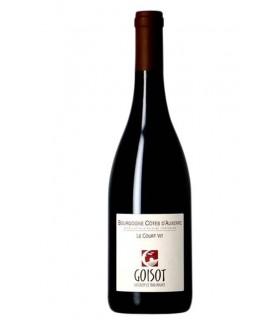 """Bourgogne Côtes d'Auxerre rouge """"Le Court Vit"""" 2018 - Domaine Goisot"""